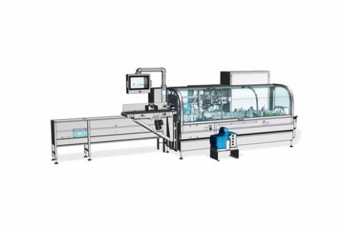 Rovema CMH-I - vízszintes dobozológép