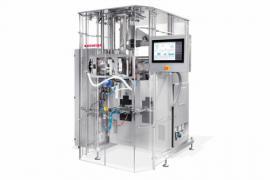Rovema BVC 180/260/400 - függőleges tömlőtasakológép