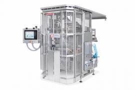 Rovema BVC 310 Liquid - függőleges tasakológép folyékony termékekhez